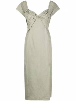 Jacquemus fitted midi dress 211DR15211111530