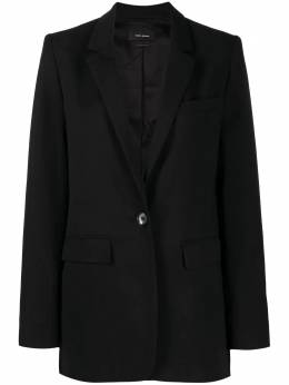 Isabel Marant single-breasted blazer VE156321P012I