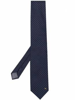 Etro галстук в горох 1T1233016