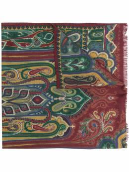 Etro шарф с принтом 106605000
