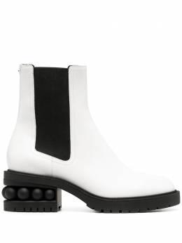 Nicholas Kirkwood ботинки Casati 35 903A55VLSD