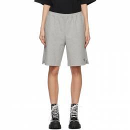 Vetements Grey Limited Edition Shorts ME51PA620G