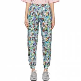 Vetements Multicolor Cartoon Mania Lounge Pants UE51PA860C