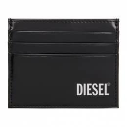 Diesel Black Johnas II Wallet X07718 PS679
