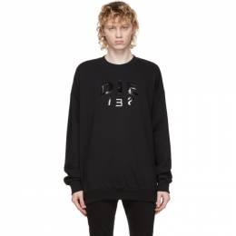 Diesel Black S-Mart-A90 Sweatshirt A01711 0IAEG