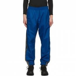 Vetements Blue Logo Tape Track Pants UE51PA841N