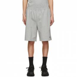 Vetements Grey Limited Edition Shorts ME51PA620G