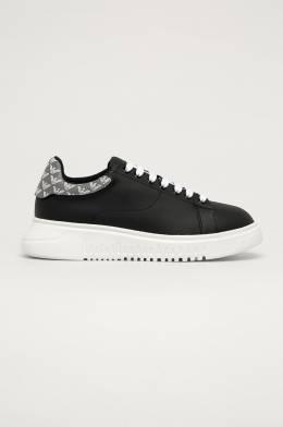 Emporio Armani - Кожаные ботинки 8052467557018