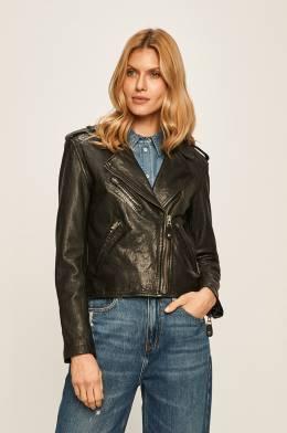Pepe Jeans - Кожаная куртка Bera 8434786892528