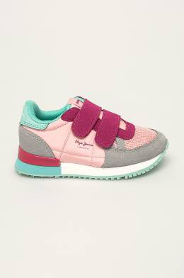 Pepe Jeans - Детские кроссовки Sydney Basic Kids G 8433997851270