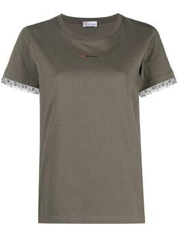Red Valentino футболка с короткими рукавами VR3MG08P5QF
