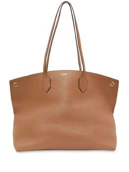 Burberry сумка-тоут Society среднего размера 8032910