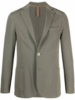 Eleventy пиджак строгого кроя C70GIAA01JAC25001