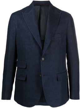 Eleventy однобортный пиджак C70GIAB04TES0A043