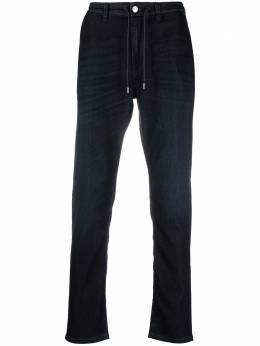 Z Zegna джинсы прямого кроя с кулиской VV707ZZ534