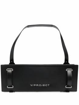 Y / Project сумка на плечо с боковыми складками WBAG6S20