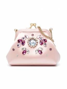 Dolce & Gabbana Kids сумка с кристаллами EB0007AG918