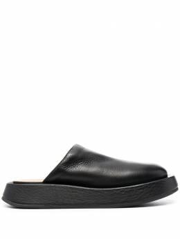 Marsell слиперы с закругленным носком MW6315188
