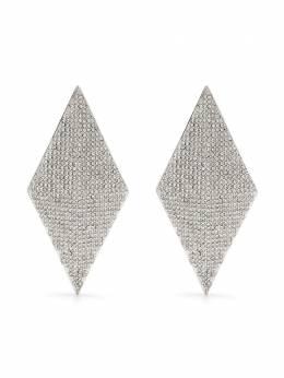 Alexandre Vauthier серьги с кристаллами 204BO1350ACC04