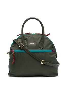 Sacai сумка-тоут с контрастной молнией S05001