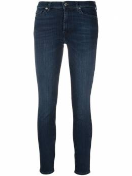 7 For All Mankind джинсы скинни JSWZU580IS