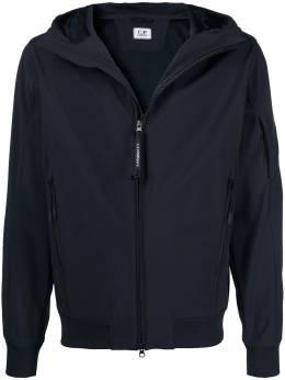 C.P. Company zipped hooded bomber jacket MOW014A005968A