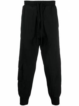 Thom Krom cropped-tapered track pants MST213
