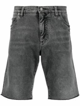Dolce&Gabbana джинсовые шорты с эффектом потертости GY4JEDG8DL9