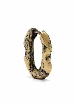 Parts Of Four единичная серьга-кольцо Deco 18351PA18K