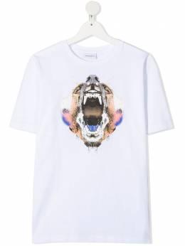 Marcelo Burlon Kids Of Milan футболка с графичным принтом BMB11100010