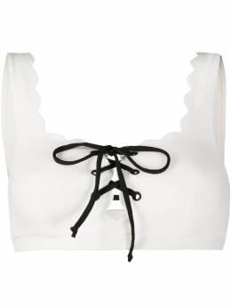 Marysia лиф бикини Palm Springs с завязками ST086