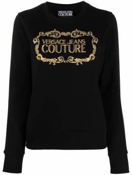 Versace Jeans Couture толстовка с логотипом B6HWA7TM30318