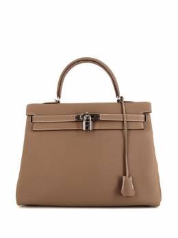 Hermes 2019 pre-owned Kelly 35 tote bag 369931