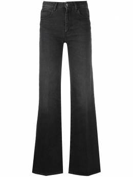 Ami Paris широкие джинсы с завышенной талией E21FD302611
