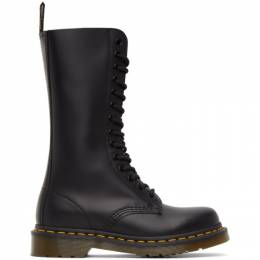 Dr. Martens Black Smooth 1914 Boots R11855001