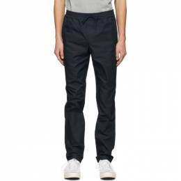 A.P.C. Navy Kaplan Trousers COEKC-H08354