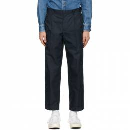 A.P.C. Navy Kirk Trousers COEKC-H08328