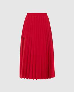 Красная юбка Vetements 2300006591099