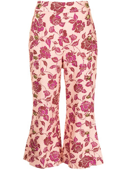 Zimmermann брюки The Lovestruck 9626PAND