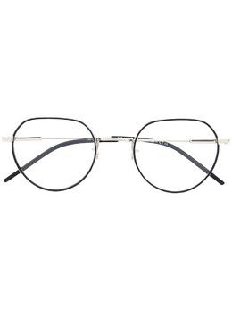 Tommy Hilfiger очки в квадратной оправе с логотипом TH1736010