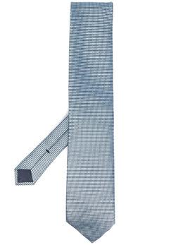 Tom Ford галстук с геометричным принтом 9TF07XTME