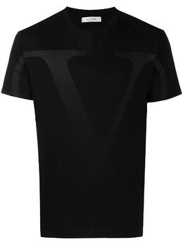 Valentino футболка с логотипом VLogo VV3MG10V73U