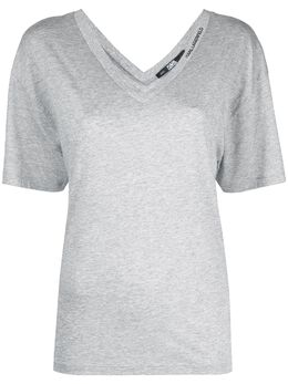 Karl Lagerfeld футболка с V-образным вырезом 211W1701255
