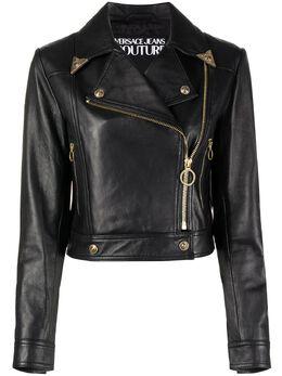 Versace Jeans Couture укороченная куртка ECHWA90P25017