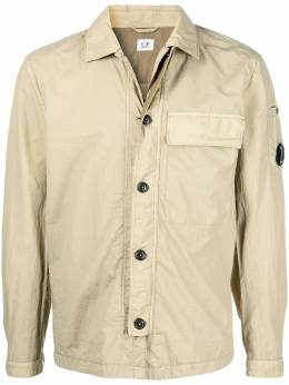 C.P. Company button-down bomber jacket MOS111A005783G