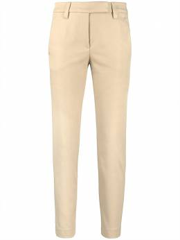 Brunello Cucinelli cropped tailored trousers MA126P7258C8557