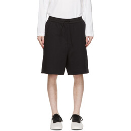 Y-3 Black Classic Terry Shorts FN3394
