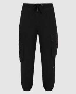 Черные карго Dolce&Gabbana 2300006587078