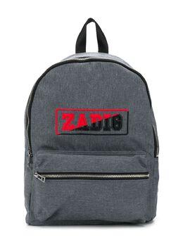 Zadig & Voltaire Kids рюкзак с логотипом X20007