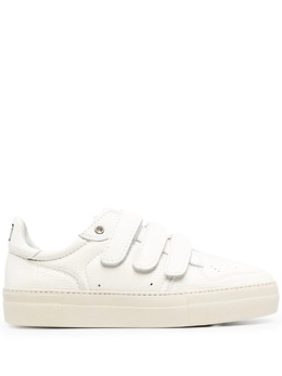 Ami Paris touch-strap fastening sneakers E21S417862